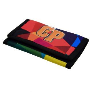 CoolPack Dětská peněženka Slim Geometry