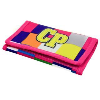 CoolPack Dětská peněženka Slim Pink