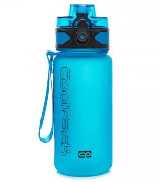 CoolPack Láhev Brisk modrá, malá 400 ml