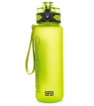CoolPack Láhev Brisk zelená, velká 600 ml