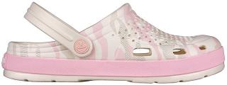 Coqui Dámské pantofle Lindo Pearl Camo 6413-203-3155 40 dámské