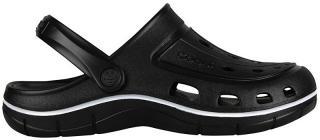 Coqui Pánské pantofle Jumper Black/Antracit 6351-100-2224 44 pánské