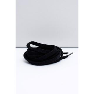 Corbby Black Flat Shoelaces Neurčeno 100 cm