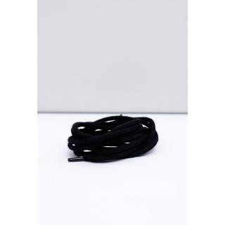 Corbby Black Round Shoelaces Neurčeno 200 cm