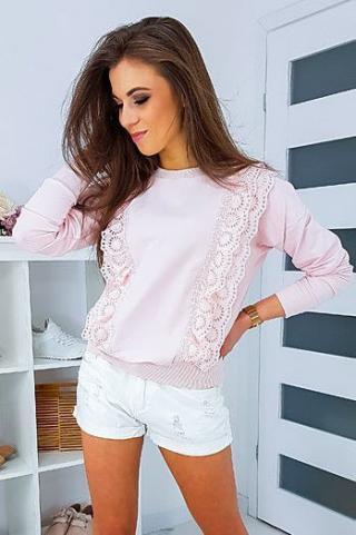 CORMIN womens sweatshirt pink BY0341 dámské Neurčeno One size
