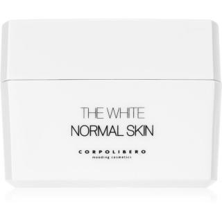Corpolibero The White Normal Skin hydratační čisticí krém pro normální pleť 50 ml dámské 50 ml