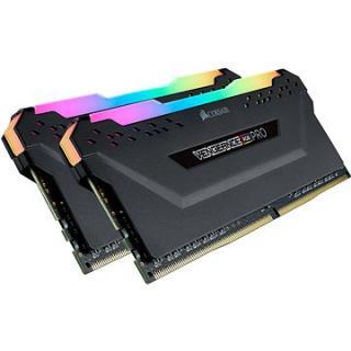 Corsair 32GB KIT DDR4 3600MHz CL18 Vengeance RGB PRO černá