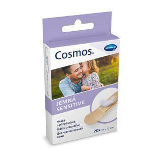 Cosmos Cosmos Jemná náplast 6 x 10 cm 5ks