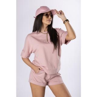 cotton blouse and shorts set dámské Neurčeno S