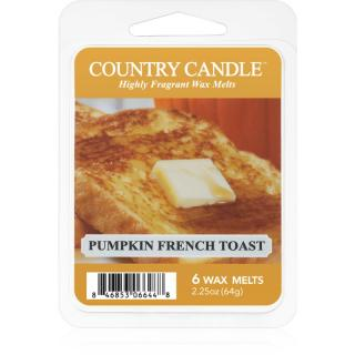 Country Candle Pumpkin & French Toast vosk do aromalampy 64 g 64 g