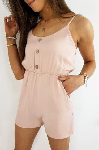 Coverall LARSI pink EY1212 dámské Neurčeno One size