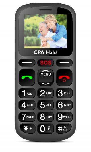 CPA Halo 16 Black