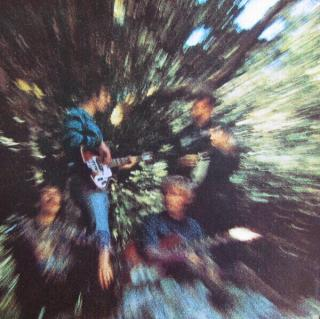 Creedence Clearwater Revival Bayou Country  Black