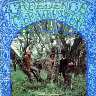 Creedence Clearwater Revival Creedence Clearwater Revival  Black