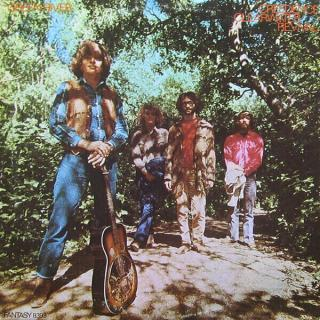 Creedence Clearwater Revival Green River  Black