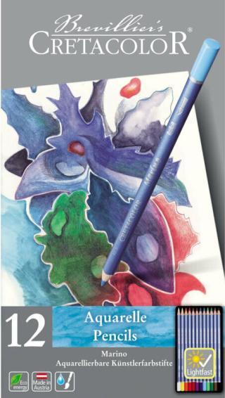 Creta Color Akvarelová tužka 24012