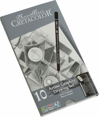 Creta Color Grafitová tužka Mix 10