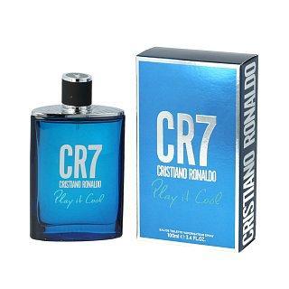 Cristiano Ronaldo CR7 Play It Cool toaletní voda pro muže 100 ml