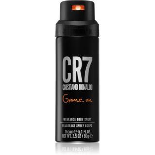 Cristiano Ronaldo Game On deodorant ve spreji pro muže 150 ml pánské 150 ml