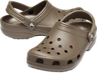 Crocs Classic Clog Chocolate 39-40 pánské Brown 39-40