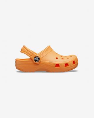 Crocs Classic Clog Crocs dětské Oranžová pánské 20-21