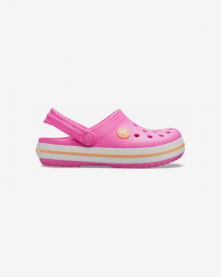 Crocs Crocband™ Clog Crocs dětské Růžová pánské 34-35
