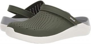Crocs LiteRide Clog Army Green/White 38-39 38-39