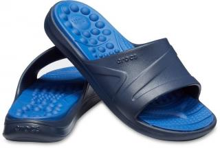Crocs Reviva Slide Navy/Blue Jean 38-39 Navy blue 38-39