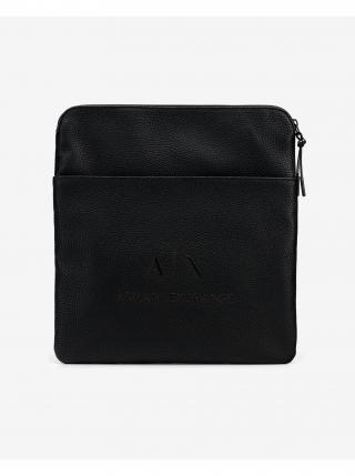 Cross body bag Armani Exchange pánské černá