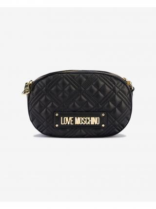 Cross body bag Love Moschino dámské černá