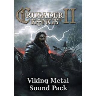 Crusader Kings II: Viking Metal Sound Pack (PC) DIGITAL