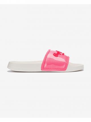 Crystal Pantofle Pepe Jeans dámské růžová 40
