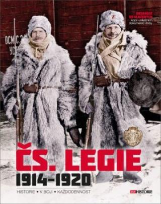 Čs. Legie 1914-1920 - kolektiv autorů