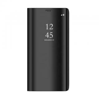 Cu-Be Clear View flipové pouzdro Huawei P30 black