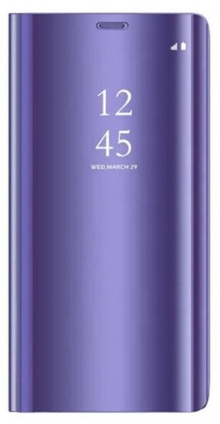 Cu-Be Clear View flipové pouzdro Huawei P30 Lite violet