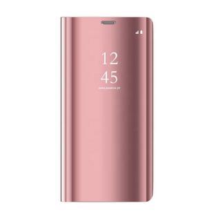Cu-Be Clear View flipové pouzdro pro Samsung Galaxy A51 pink