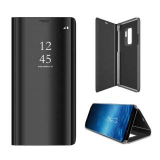 Cu-Be Clear View flipové pouzdro Samsung Galaxy S10 black