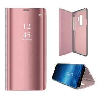 Cu-Be Clear View flipové pouzdro Xiaomi Redmi 9A pink