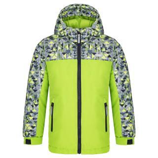 CUGIO winter jacket green pánské 9-10 Y