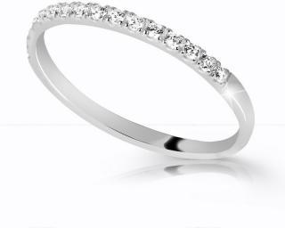 Cutie Jewellery Krásný třpytivý prsten Z6739-10-X-2 62 mm dámské