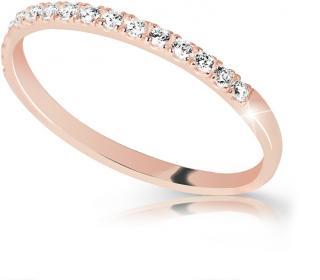 Cutie Jewellery Krásný třpytivý prsten Z6739-10-X-4 56 mm dámské