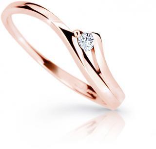 Cutie Jewellery Krásný zásnubní prsten Z6818-1718-10-X-4 58 mm dámské