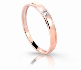 Cutie Jewellery Něžný prsten Z6707-1617-10-X-4 56 mm dámské