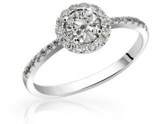 Cutie Jewellery Úchvatný prsten se zirkony Z6734-3098-10-X-2 53 mm