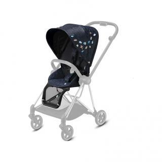CYBEX Mios Seat Pack Jewels of Nature 2021 modrá
