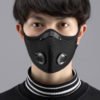 Cyklistická maska na obličej