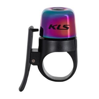 Cyklistický Zvonek Kellys Buzzer Rainbow