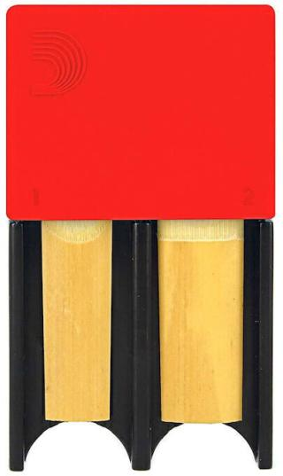 DAddario-Woodwinds Reed Guard - Red