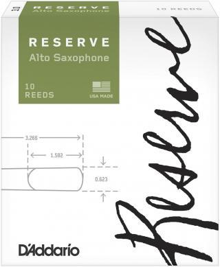 DAddario-Woodwinds Reserve 3 alto sax