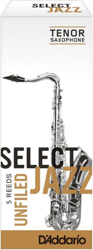 DAddario-Woodwinds Select Jazz Unfiled 3H tenor sax